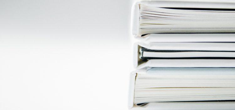 О хорошей привычке сохранять документы или без «бумажки» ты букашка.